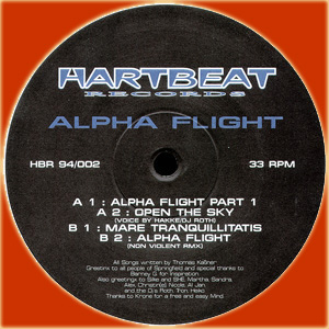 aplha flight - alphaflight